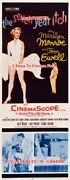 Seven Year Itch 1955 Marilyn Monroe Dress = Poster 3 Sizes 6ft / 9ft / 10.5 Ft