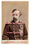 Colonel Custer 1876 Civil War Mora = Poster Cabinet Card 10 Sizes 17 - 4.5 Ft