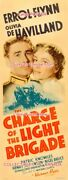 Charge Of The Light Brigade 1936 Errol Flynn = Poster 3 Sizes 6ft / 9ft / 10.5ft