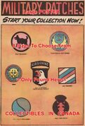Military Patches 1967 Wildcat 13th 166th = Poster Comic Book 8 Sizes 18 - 3 Ft