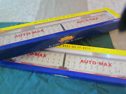 Athearn Genesis G4401 G4409 Aok And Coe Rail Articulated Auto-max Ho - Two Cars