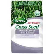 Turf Builder Grass Seed Zoysia Grass Seed And Mulch