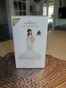 Hallmark Ornament Gone With The Wind Scarlett Oand039hara 2009 Special Limited Edit