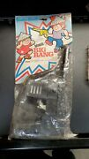Vintage Yankee Doodle Automatic Big Bang Toy Clicker Gun. No. 511. New In Pack.