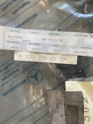 Genuine Seal Mercedes C123 W123 Coupe 1237200254 And 1237200154 Right And Left