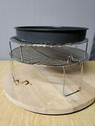 Nuwave Cooking Racks Replacement Parts Only 1 4 And Cake Pan
