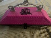 Monster High Dead Draculaura Doll Jewelry Box Coffin Bed Furniture