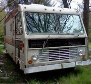 77 Dodge Titan 25 Ft Motor Home 440 V-8 Auto Runs Good Selling Only As A Whole