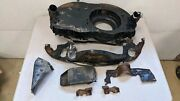 1970and039s Volkswagen Beetle Bug 1600 Engine Doghouse Air Cool Fan Shroud