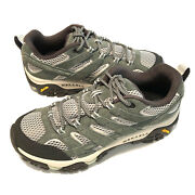 Merrell Womenand039s Moab 2 Vent Hiking Boots Shoes Laurel Size 8.5 Wide J033288