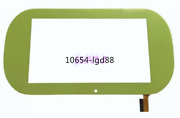 New 7 Inch Touch Screen Digitizer For Ematic Pbskd12 Tablet Pc 9