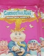 2013 Gpk Brand New Series 2 Bns2 Box And 41 Die-cut Cards Garbage Pail Kids Rare