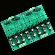 Assembled Nac552 Preamplifier Lm317/lm337 Regulated Power Supply Board