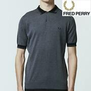 Tagged Fred Perry John's Medley Limited Polo Shirt Men's