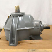 New Marley System Five 22.3 80-41643-0 5.50 Ration Geareducer For Cooling Tower