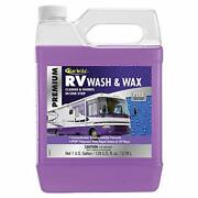 Star Brite Rv Wash And Wax W/ptef 71500 One Step Concentrated Cleaner - Gallon ...