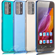 2021 New Android Cheap Cell Phone Factory Unlocked Smartphone Dual Sim Quad Core