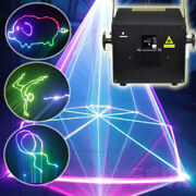 10w Tf Card Ilda Rgb Animation Fullcolor Party Stage Laser Projector Light 40kpp