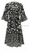 Cabi New Nwt Daisy Dress 5815 Black And White 2 In 1 Was 139