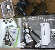 Xbox 360 Final Fantasy Xiii 13 Special Edition 250 Gb Console Box Incomplete