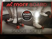 Morfboard Scoot And Skate