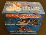 Justice League Factory Sealed Trading Card Box Inkworks 2003