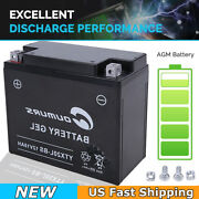 Agm Battery For Harley Dyna Fxd Fxdb Fxdc Fxdf Fxdi Fxdl Fxdp Fxds Fxdwg
