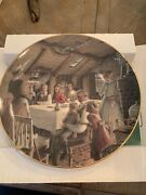 Department 56 A Christmas Carol Collector's Plates 2x 2, 1, 4