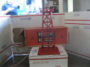 Lionel 394 Rotary Beacon And Plasticville Windmill And Switch Tower B02