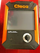 Cleco Mpro400gc Hybrid Primary Global Nutrunner Tool Controller, Mpro400gc