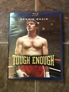 Tough Enough Blu-ray Disc 2012 Dennis Quaid Pam Grier New And Sealed Oop Boxing