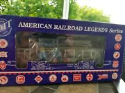 Ready Made Trains /rmt 4241 Norfolk And Western 503 Powered Diesel New In Box