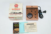 Throttlepack Ho Scale Train Control Electric Power Pack Model 501