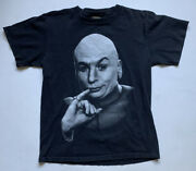 Extremely Rare Vintage 1998 Dr. Evil Austin Powers Tee Size M