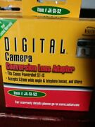 Digital Concepts Camera Conversion Lens Adapter Fits Canon Powershot S100 Is...