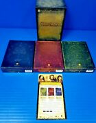 Lord Of The Rings The Motion Picture Trilogy Special Extended Dvd 12-disc Set