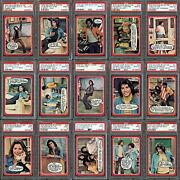 1976 Topps Cards Welcome Back Kotter Complete Set Very High End