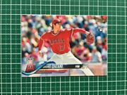 Only Topps Mlb 2018 Complete Factory Set 700 Shohei Ohtani Los Angeles Angels