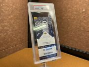 Kobe Bryant - Final Game 60pts Ticket W/ Video - Psa Authenticated
