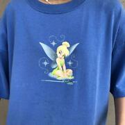 90s Made In Usa Vintage Disney Tinkerbell Tee