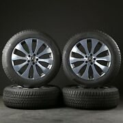 19 Inch Winter Tyres Mercedes Glc C253 X253 Suv Coupe