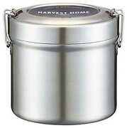 Skater Warm Bowl First Time In Stainless Steel Lunch Box 840ml Stlb2 Basic Japan