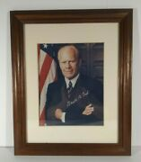 Gerald Ford, President, Autograph, Collectible, Political, 1974-1977