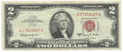 1963 A 2 Two Dollar Bill Us United States Note Fr1514 - You Grade It