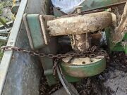 Hammer Mill And Hopper Was Working Before Dismantled C/w Screens
