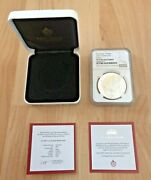 Pf70 Ngc 2021 1oz Silver Proof Queenand039s Virtues Victory Coin Uk St Helena Not Una