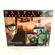 Half-life Adrenaline Pack Team Fortress Opposing Force Pc Big Box Brand New