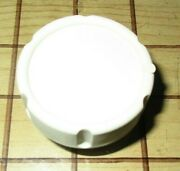 Thermador Oem Oven Thermostat Knob White W/grooves 415594, 4-31-723-01, 415322