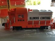 Ready Made Trains /rmt 4702 Illinois Central 8024 Powered Diesel New In Box