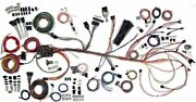 500981 64 67 Chevelle Wire Harness System
